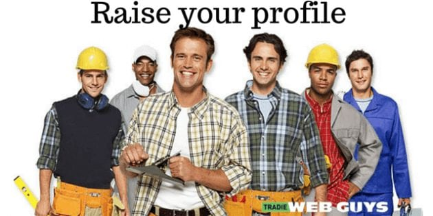 Building Professional Profile to compete with the big players