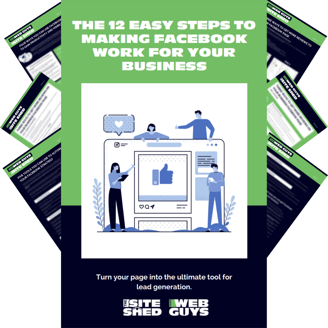 12 easy steps to making facebook work for your plumbing business cover