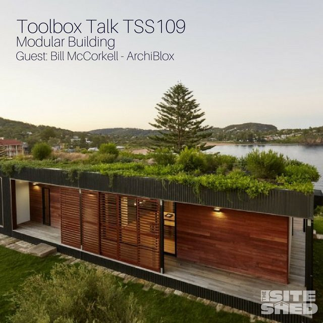 Modular Building podcast_The Site Shed