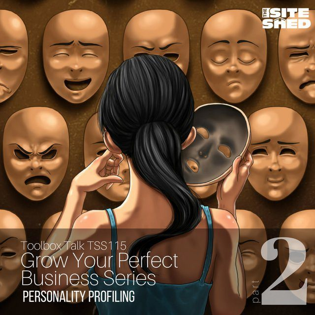 In this podcast we talk about personality profiling